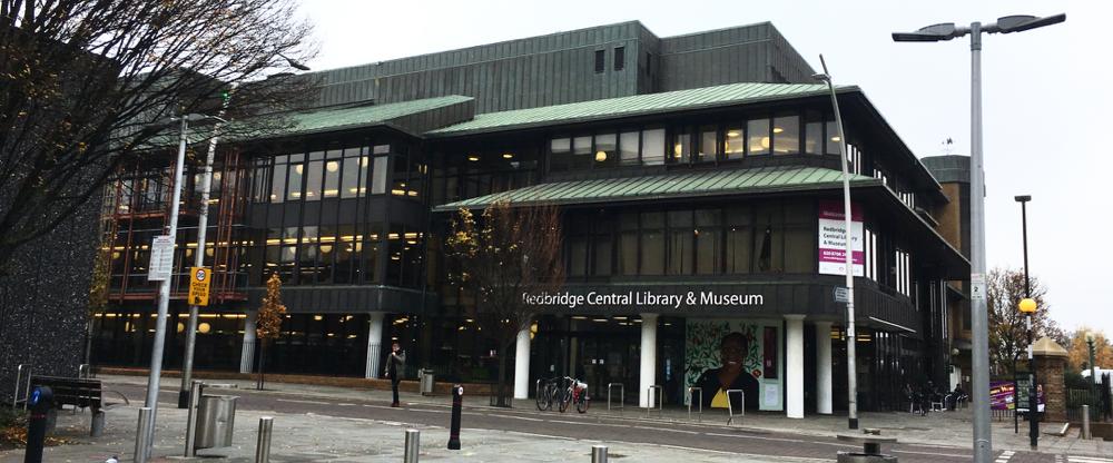 Redbridge library